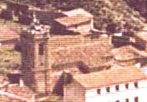 Imagen de la desaparecida Iglesia de la Anunciación