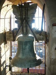 La campana San Nicolás de Bari - Foto GUERRA SÁNCHEZ-DIEZMA, Eugenio