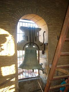 La campana del Señor - Foto GUERRA SÁNCHEZ-DIEZMA, Eugenio