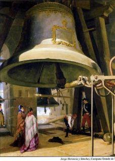 Campana Grande de Toledo - Autor: HERENCIA y SÁNCHEZ, Jorge