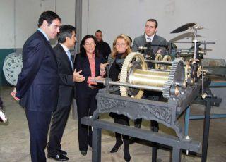 Un taller de empleo de Tarancón ha restaurado diez relojes monumentales de toda la provincia - Autor: vocesdecuenca.es