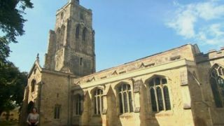 The St Mary's Church bells in Ashwell have rung since 1896 - Autor: BBC