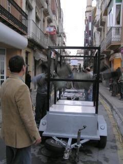 Passacarrers - Foto LLOP i BAYO, Francesc (06/11/2004)