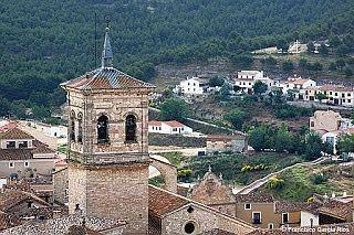 Torre de la Iglesia Arciprestal de Santa María del Salvador (II) - Autor: GARCÍA ROIS, Francisco