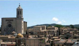La Catedral forma part de la silueta de Girona - Autor: LLADÓ, Manel