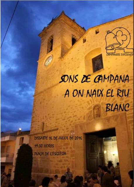Sons de Campana a on naix el Riu Blanc